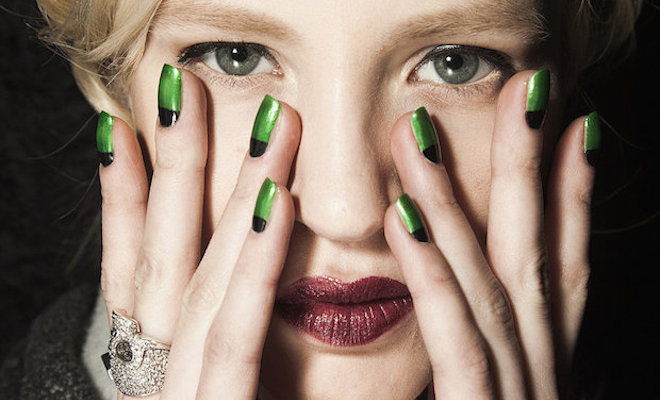Hot Nail Trends: F/W 2014 Edition