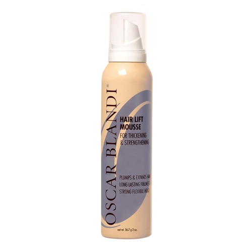Closeup   hair lift mousse travel web