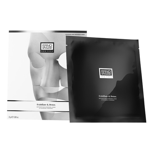 Closeup   detoxifying hydrogel mask single web