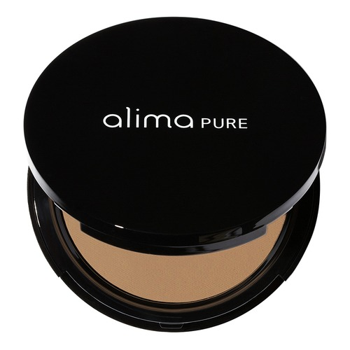 Closeup    0002 pecan pressed foundation with rosehip antioxidant complex compact alima pure