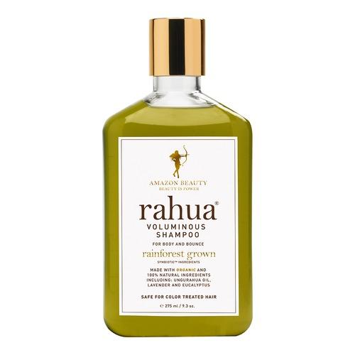 Closeup   volume shampoo
