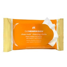 The Clean Truth Cleansing Cloths: Brightening