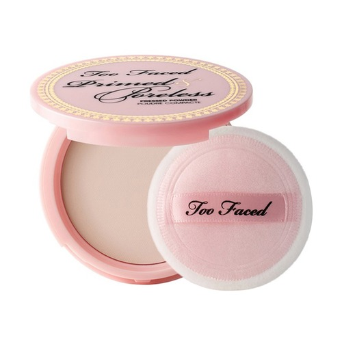 Closeup   too faced primed  26 poreless pressed powder web