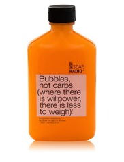 Bubbles, Not Carbs Body Wash