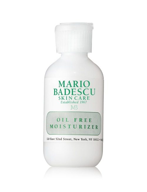Closeup   oil free moist