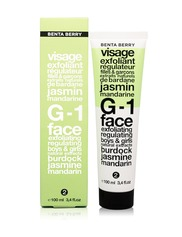 G 1 Face Exfoliating Regulating For Girls And Boys 100ml