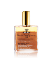 Huile Prodigieuse Multi Usage Dry Oil   Golden Shimmer