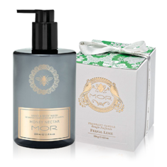 Honey Nectar Hand And Body Wash & Emporium Candle Feijoa Lime